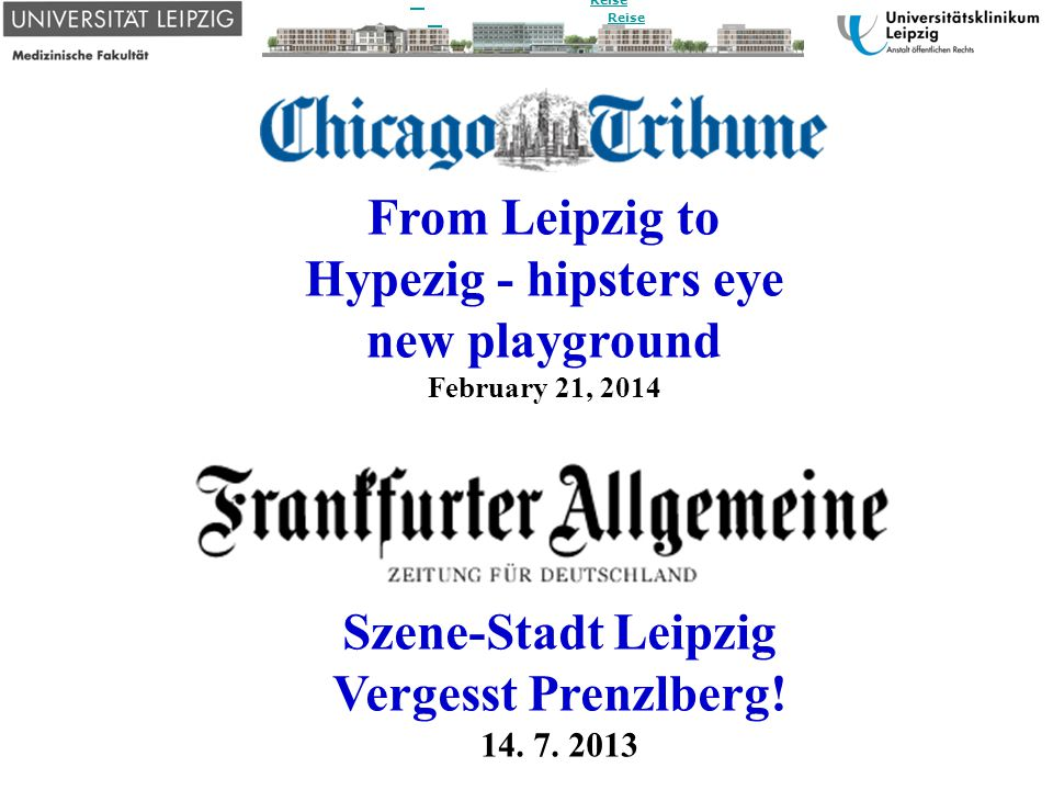 From Leipzig to Hypezig - hipsters eye new playground