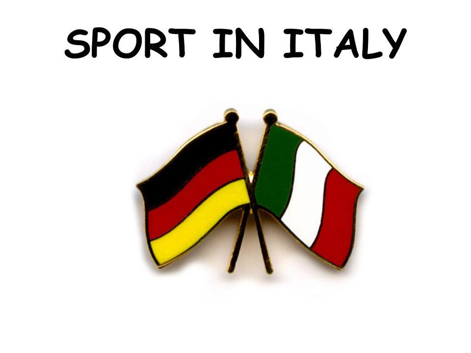 SPORT IN ITALY