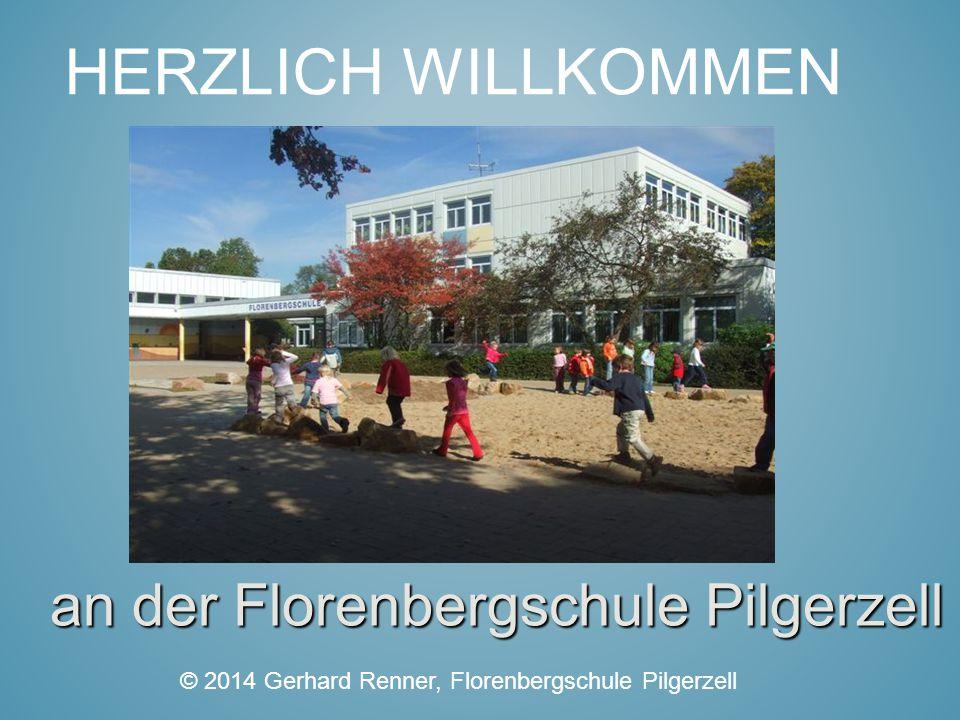 an der Florenbergschule Pilgerzell