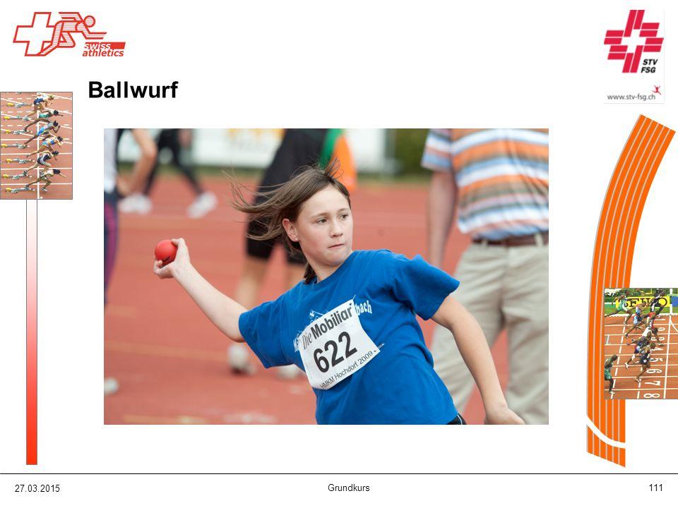 Ballwurf 08.04.2017 Grundkurs