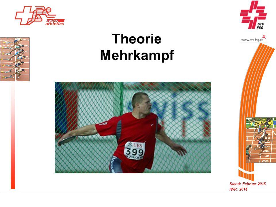 Theorie Mehrkampf