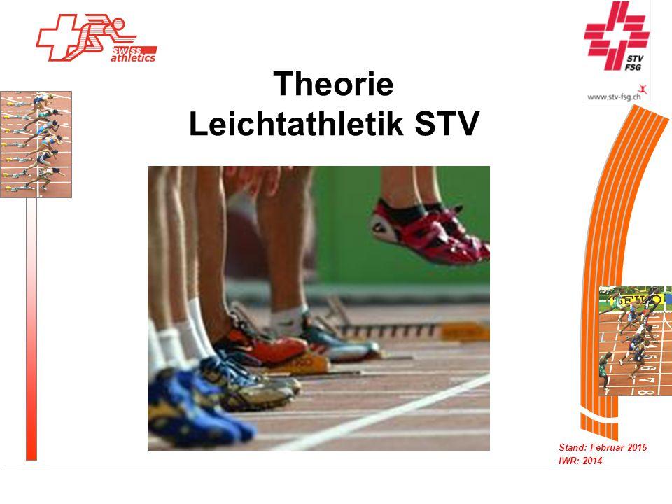 Theorie Leichtathletik STV
