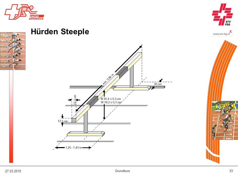 Hürden Steeple 08.04.2017 Grundkurs