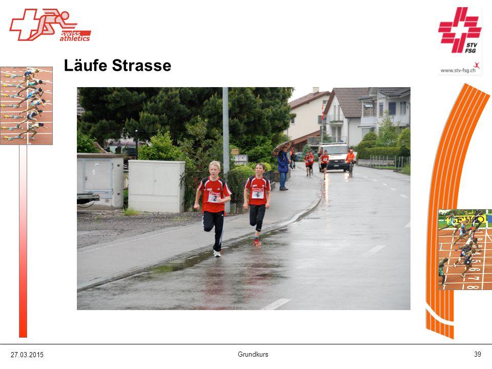 Läufe Strasse 08.04.2017 Grundkurs