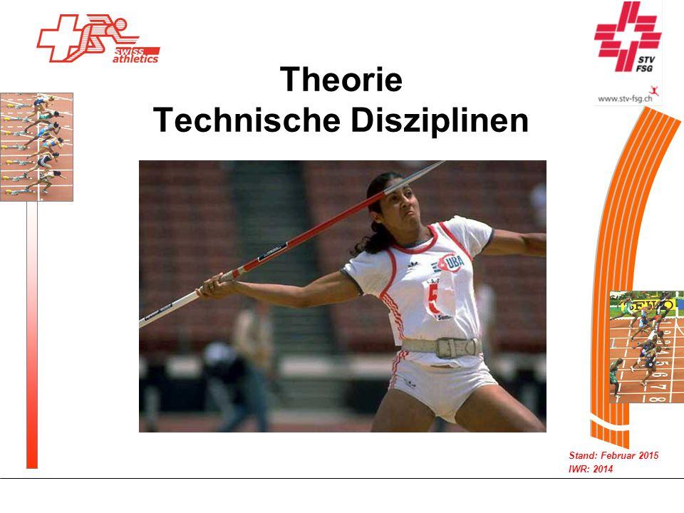 Theorie Technische Disziplinen