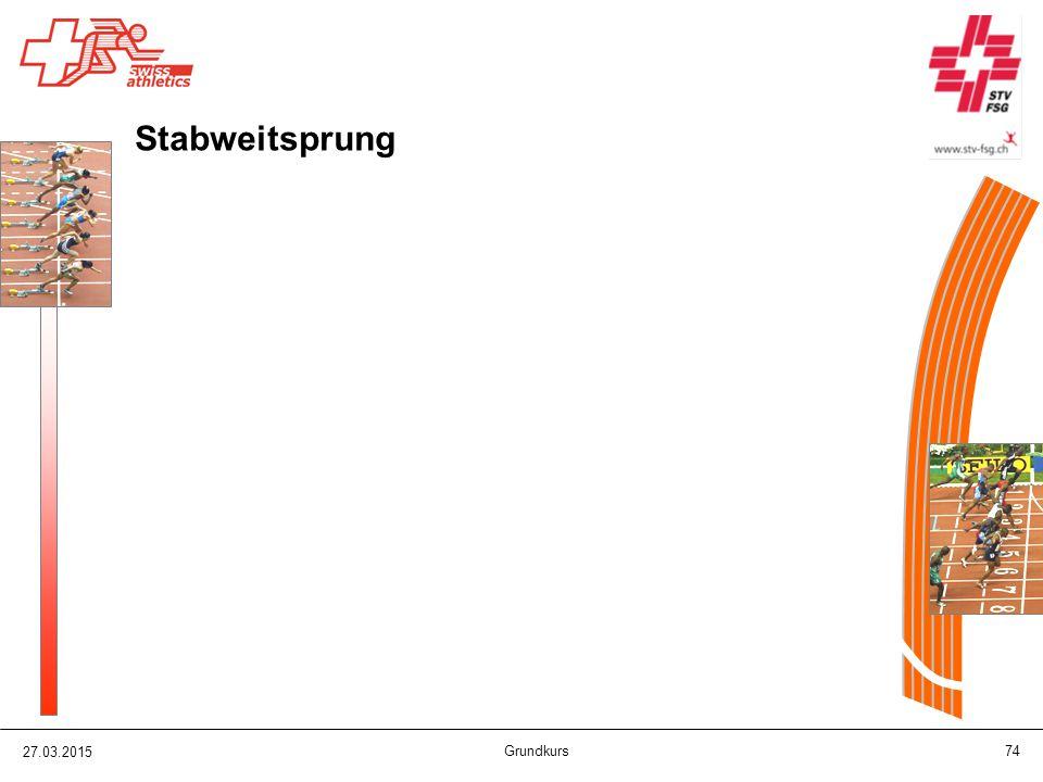Stabweitsprung 08.04.2017 Grundkurs