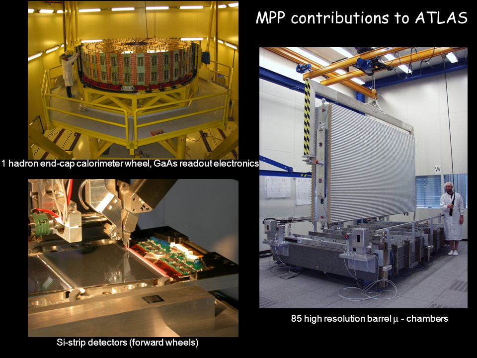 MPP contributions to ATLAS
