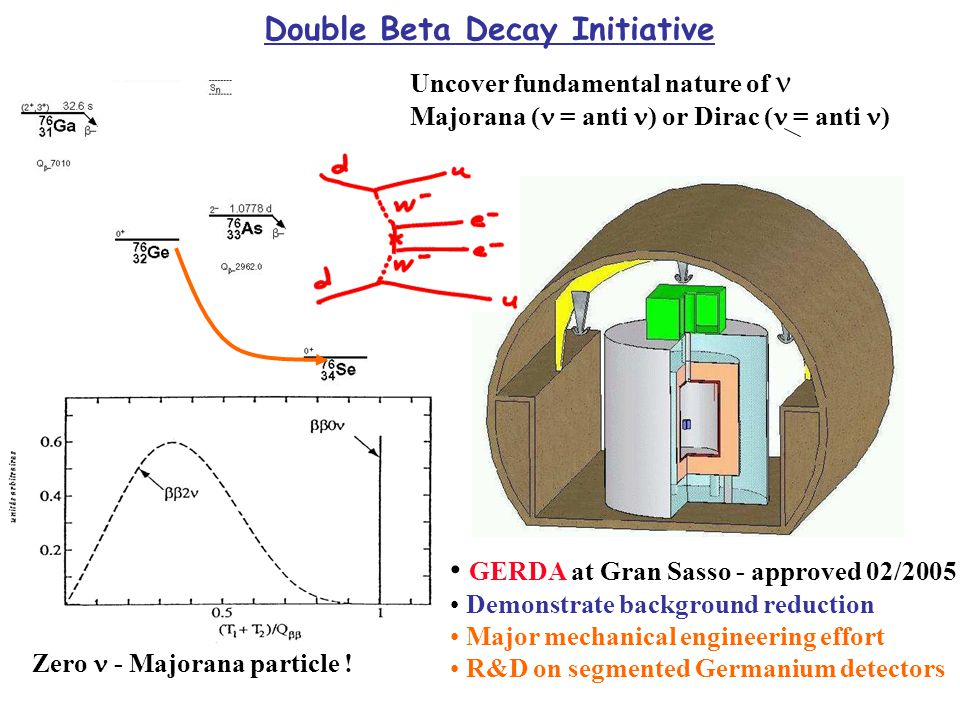 Double Beta Decay Initiative