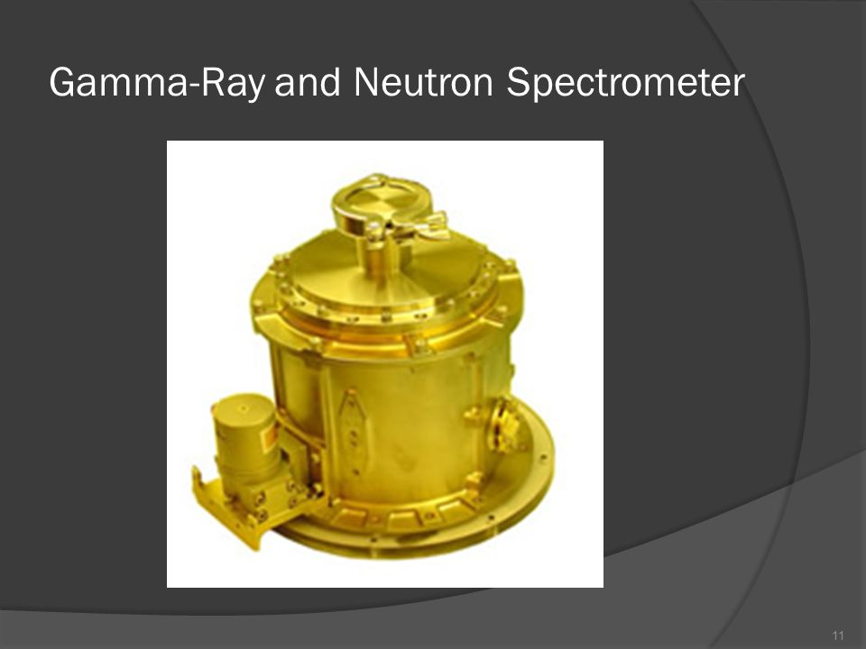 Gamma-Ray and Neutron Spectrometer