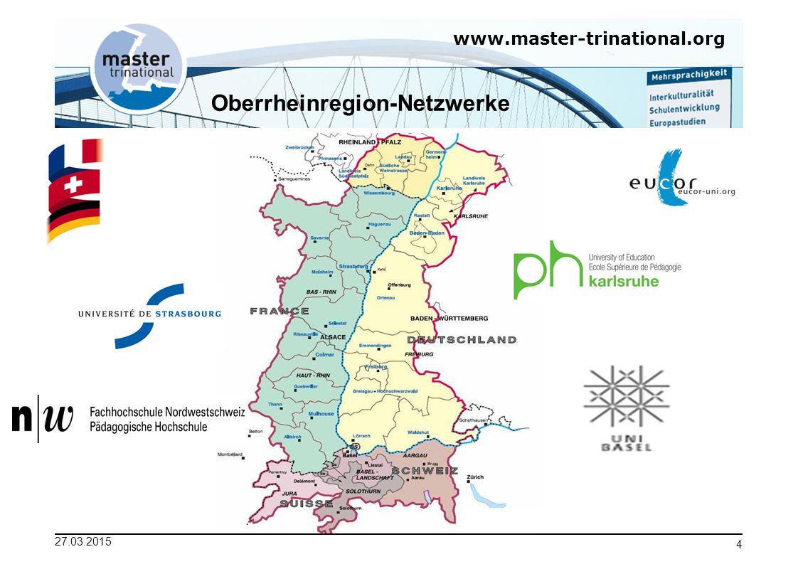 Oberrheinregion-Netzwerke