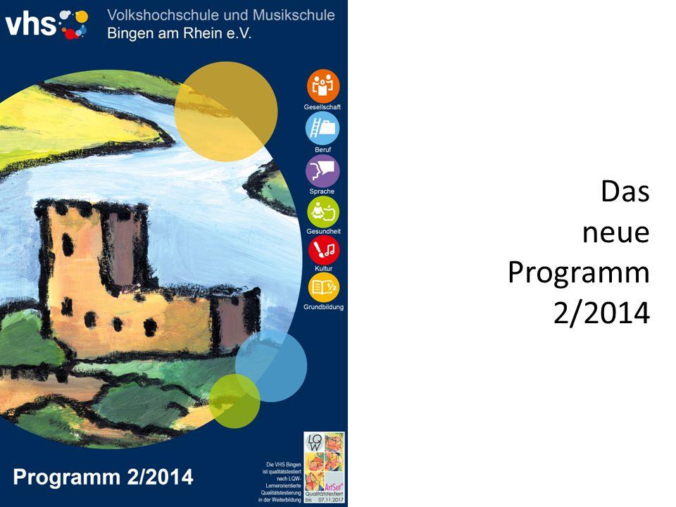 Das neue Programm 2/2014