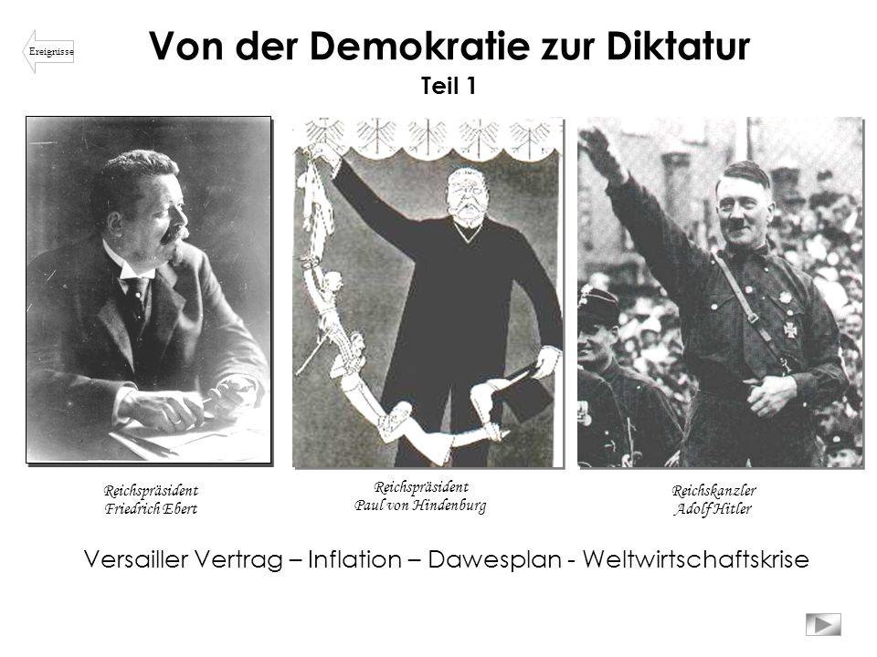 Von Der Demokratie Zur Diktatur Ppt Video Online Herunterladen