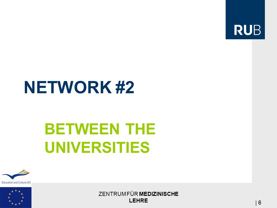 BETWEEN THE UNIVERSITIES