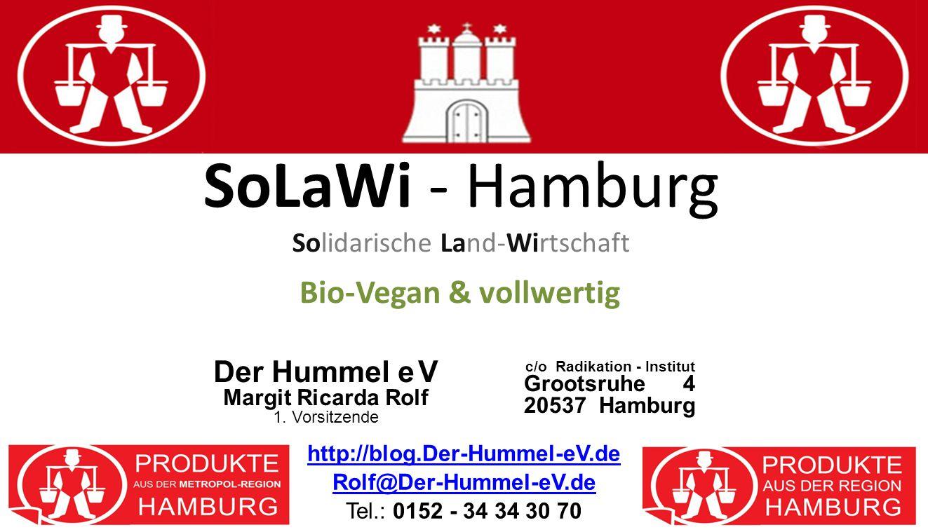 SoLaWi - Hamburg Solidarische Land-Wirtschaft