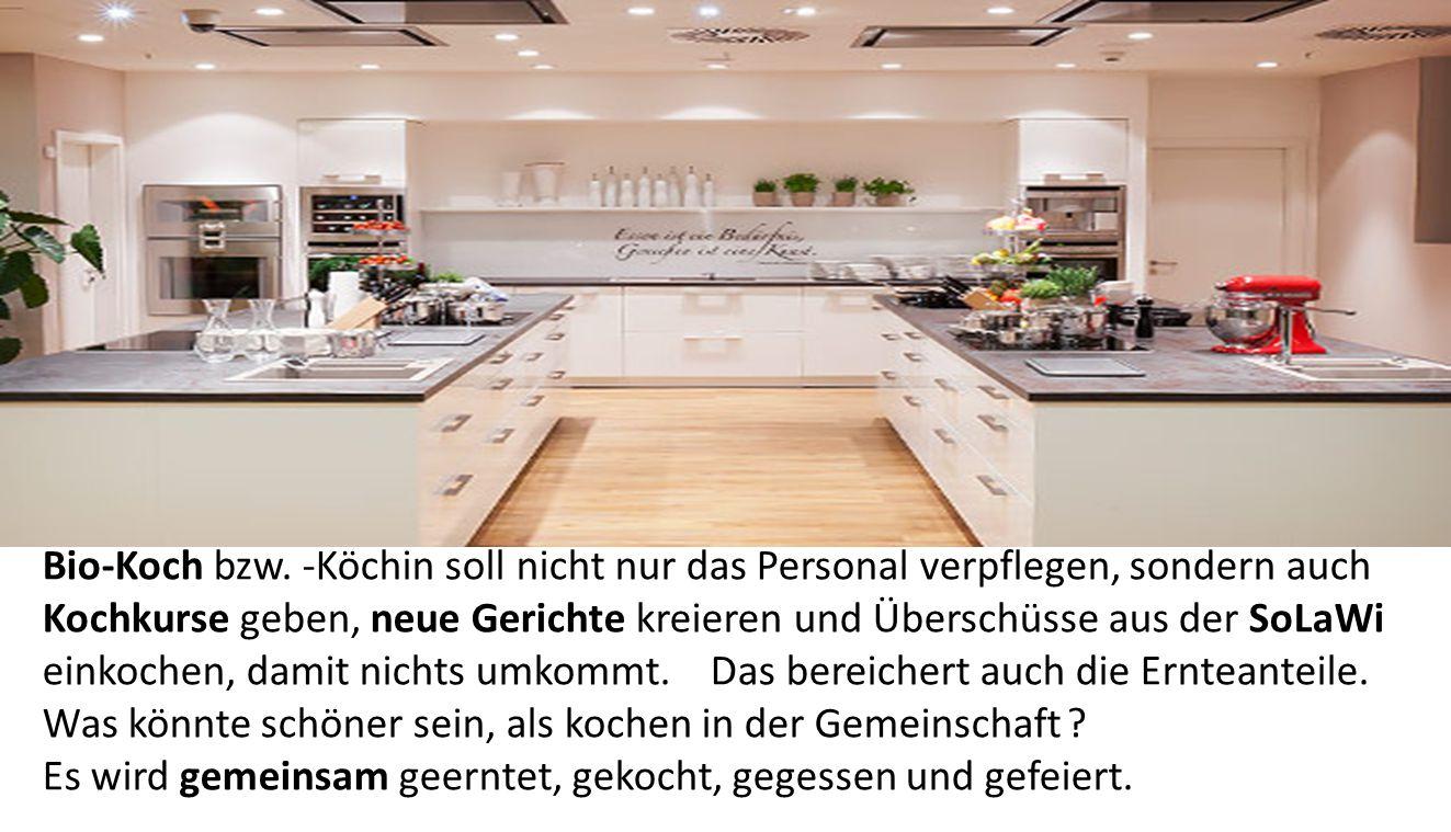 Bio-Koch bzw.