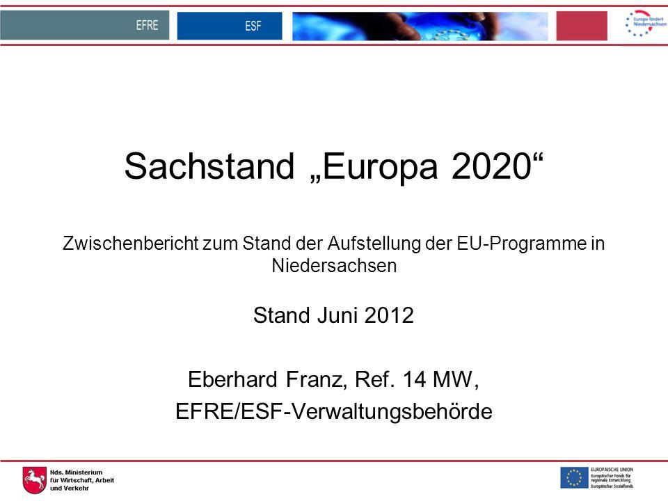 EFRE/ESF-Verwaltungsbehörde