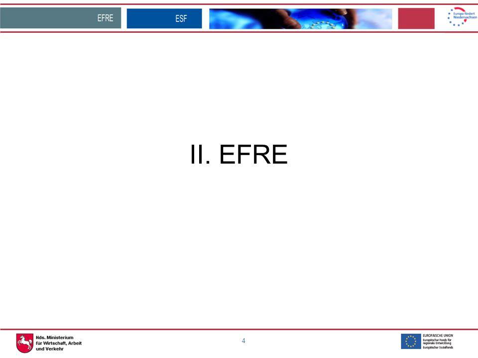 II. EFRE 4