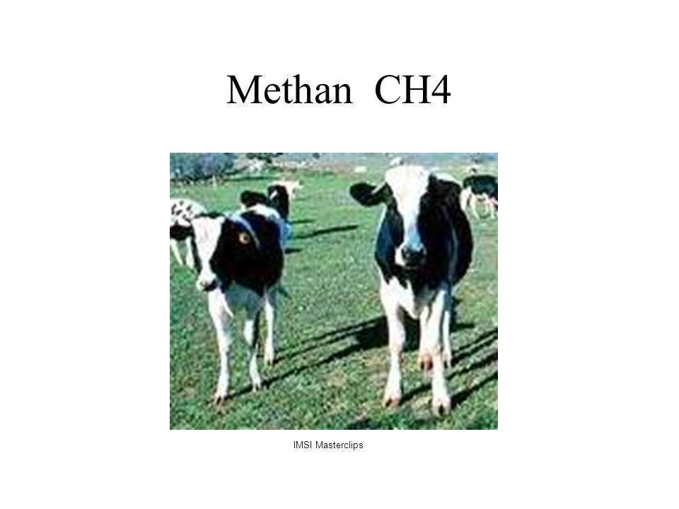 Methan CH4 Methan