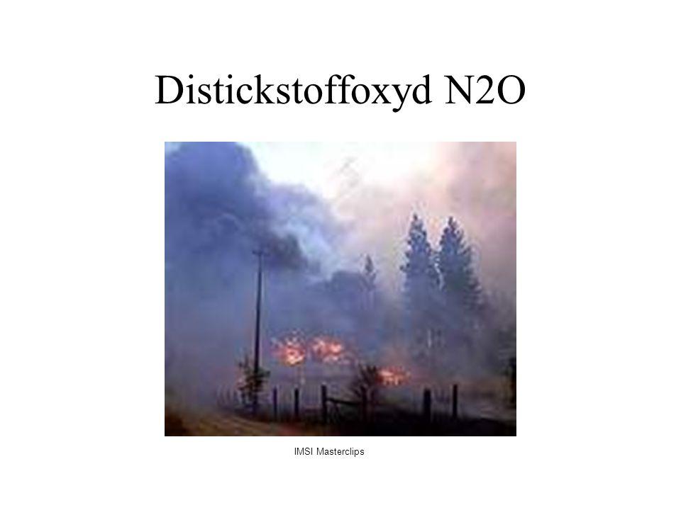 Distickstoffoxyd N2O Distickstoffoxid (Lachgas)