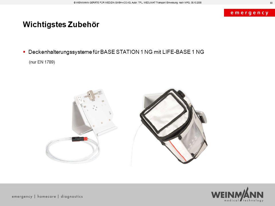 © WEINMANN GERÄTE FÜR MEDIZIN GMBH+CO