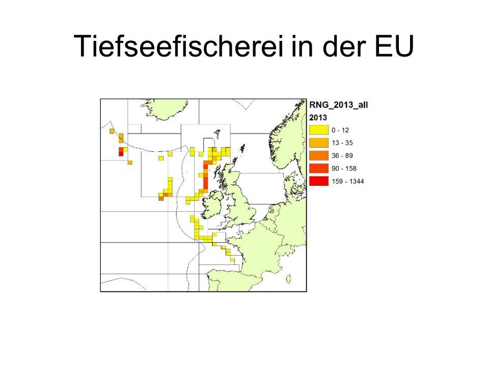 Tiefseefischerei in der EU