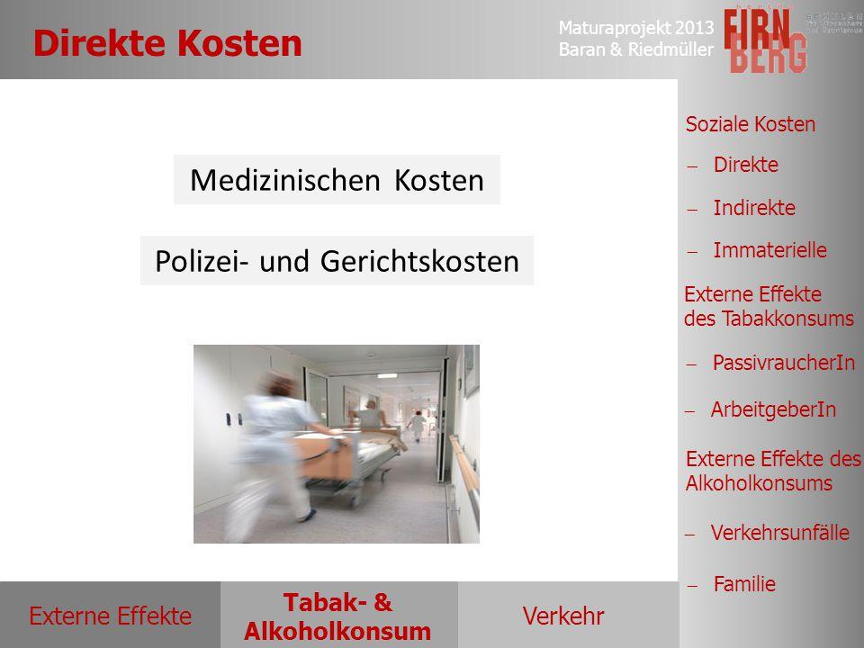 Polizei- und Gerichtskosten