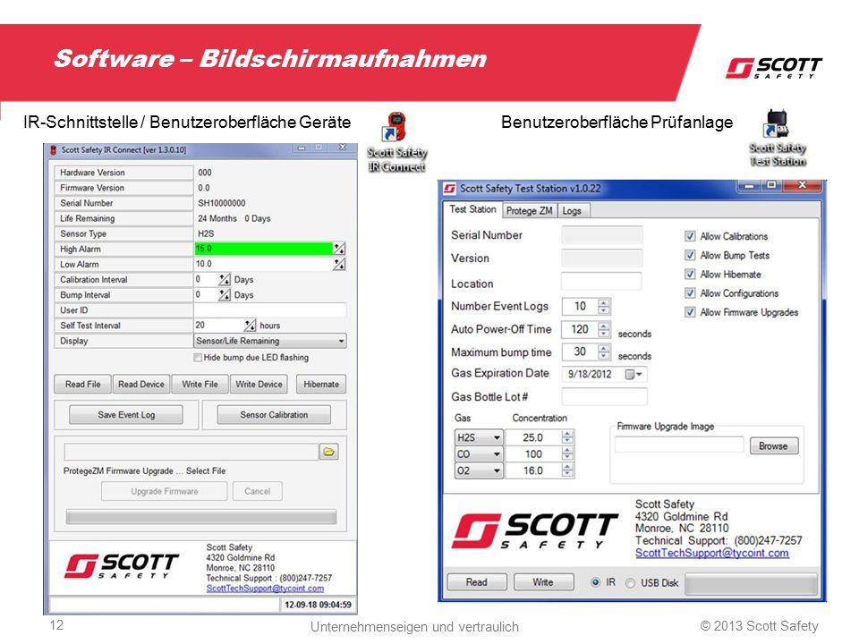 Software – Bildschirmaufnahmen