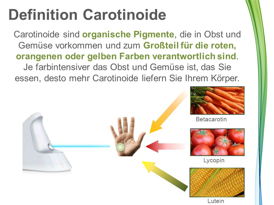 Definition Carotinoide