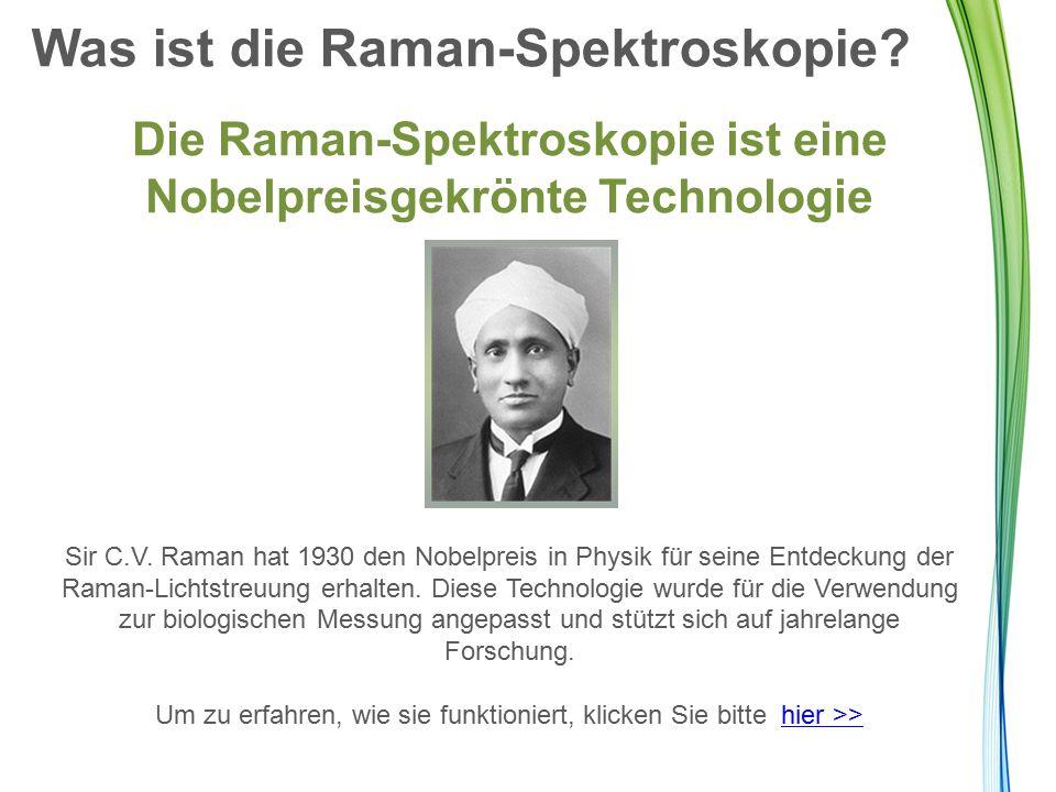 Was ist die Raman-Spektroskopie