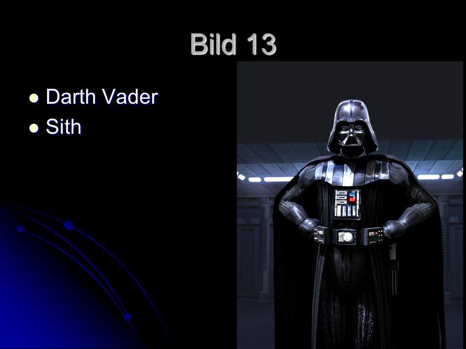 Bild 13 Darth Vader Sith