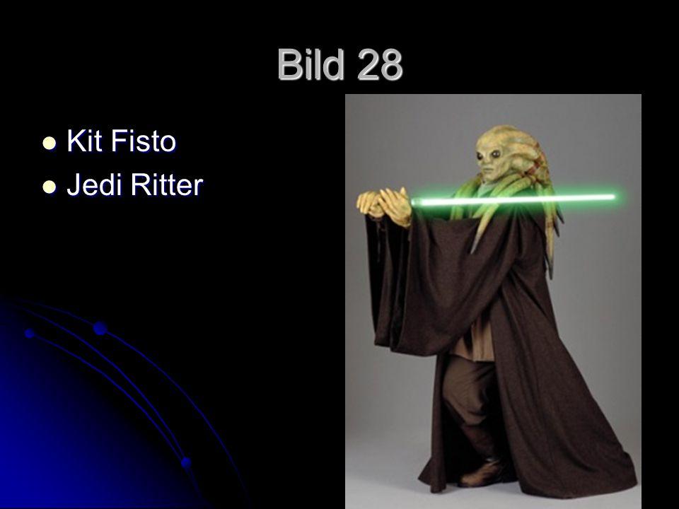 Bild 28 Kit Fisto Jedi Ritter