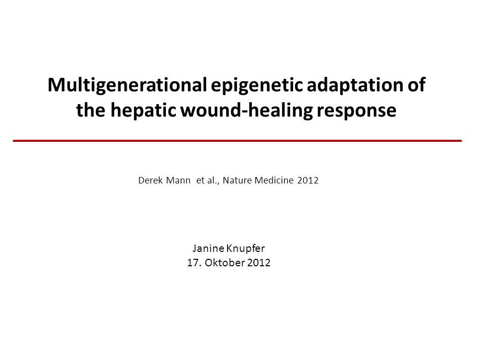Derek Mann et al., Nature Medicine 2012