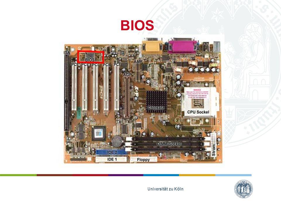 BIOS Universität zu Köln