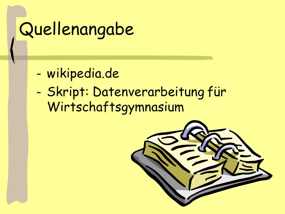 Quellenangabe wikipedia.de