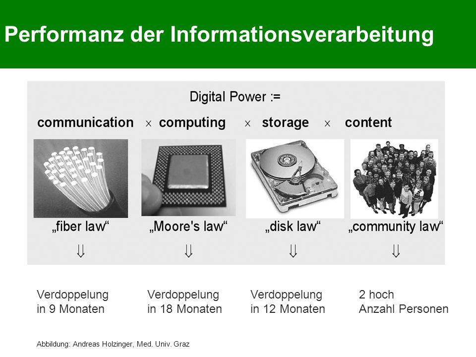 Performanz der Informationsverarbeitung