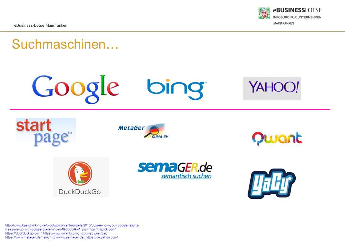 Suchmaschinen… http://www.br.de/puls/themen/netz/anonyme-suchmaschinen-110.html.