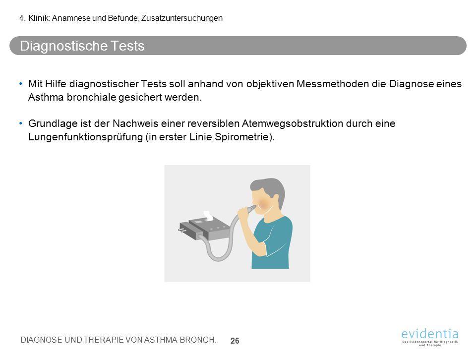 4. Klinik: Anamnese und Befunde, Zusatzuntersuchungen