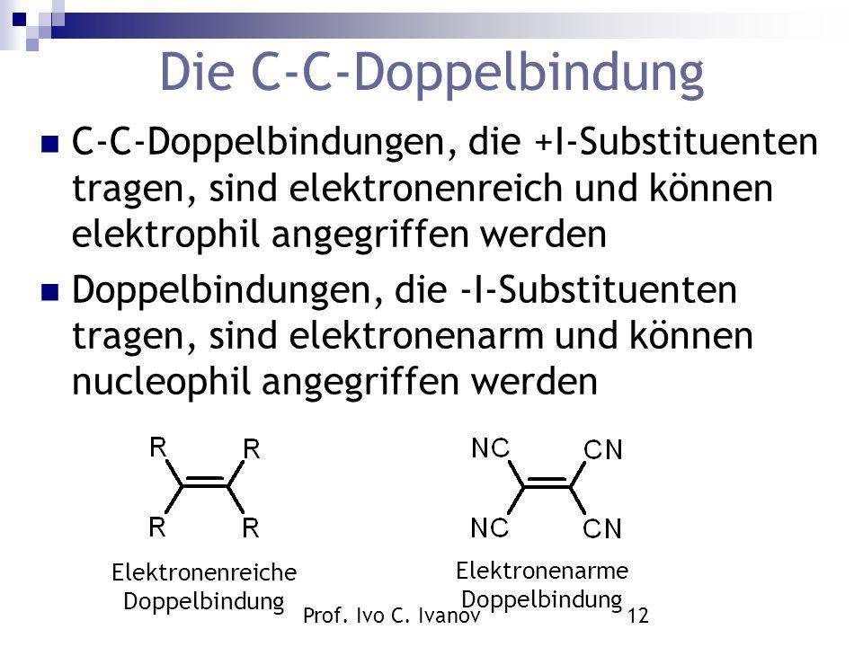 Die C-C-Doppelbindung