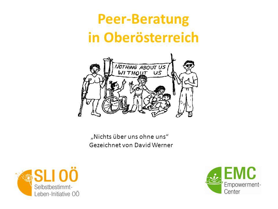 Peer-Beratung in Oberösterreich