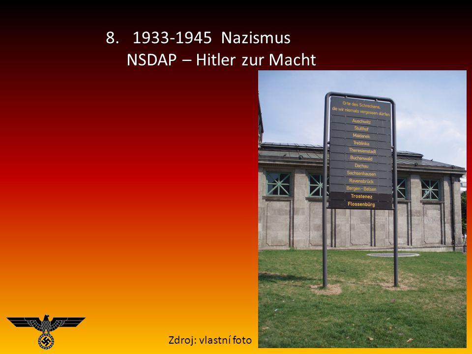 NSDAP – Hitler zur Macht