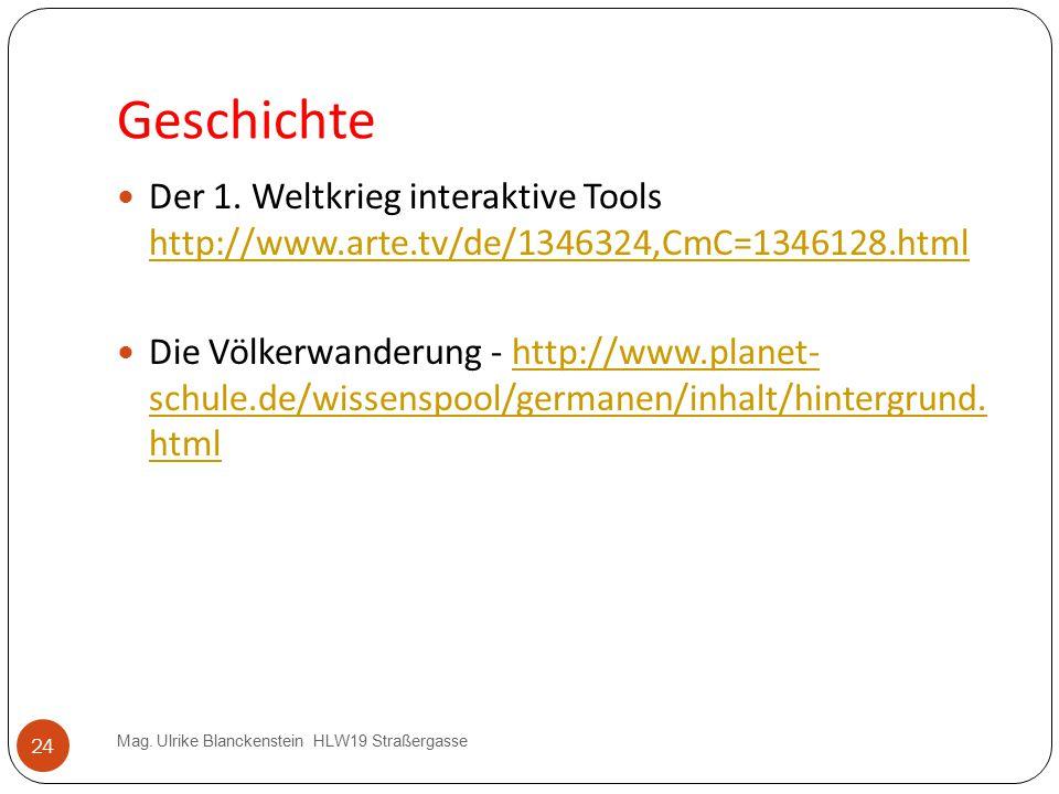 Geschichte Der 1. Weltkrieg interaktive Tools http://www.arte.tv/de/1346324,CmC=1346128.html.