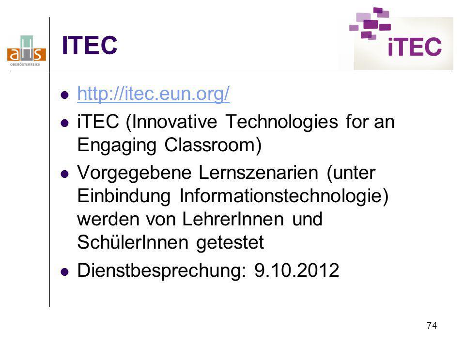 ITEC http://itec.eun.org/