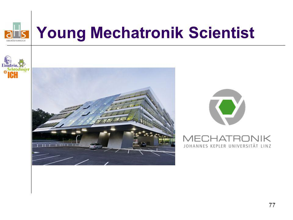 Young Mechatronik Scientist