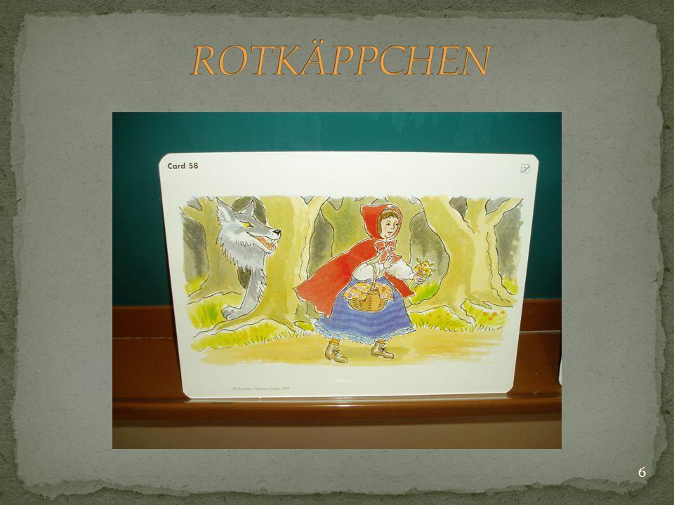 ROTKÄPPCHEN