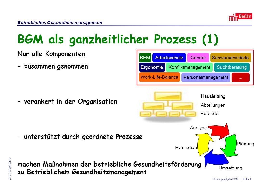 BGM als ganzheitlicher Prozess (1)