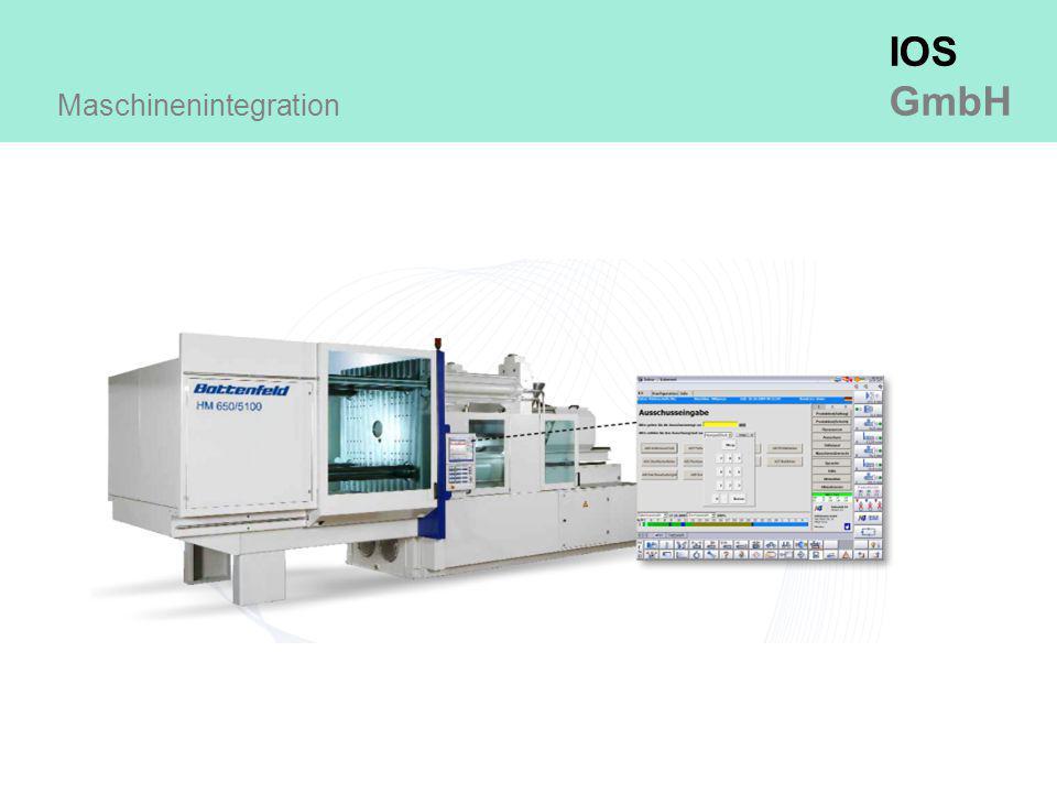 Maschinenintegration