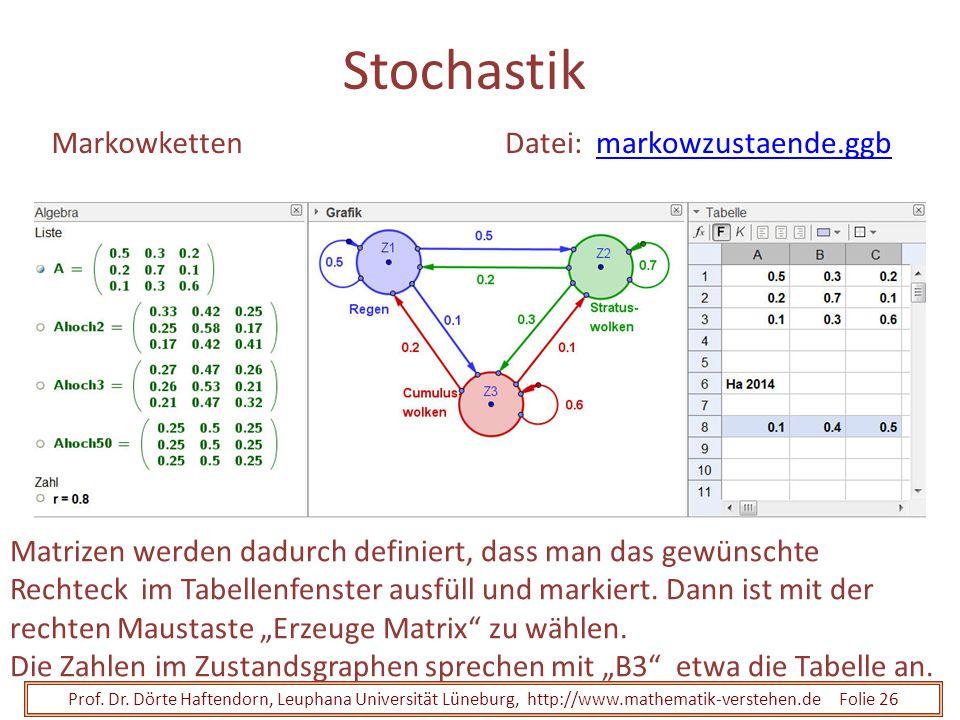 Stochastik Markowketten Datei: markowzustaende.ggb