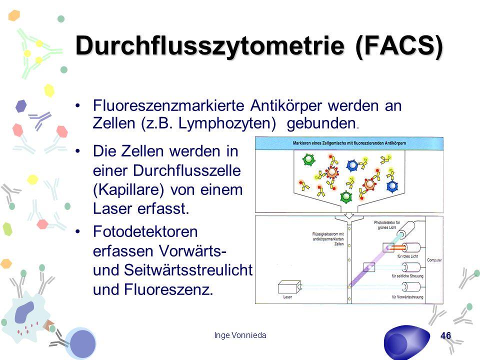 Durchflusszytometrie (FACS)