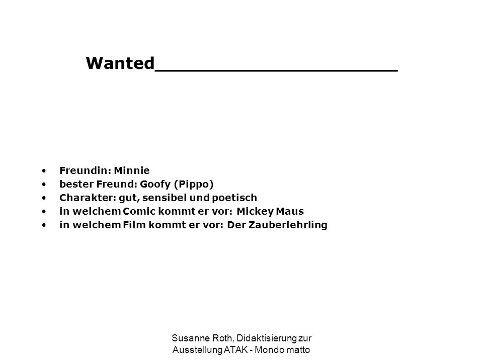 Wanted_____________________