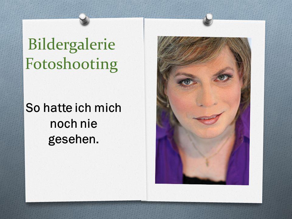 Bildergalerie Fotoshooting